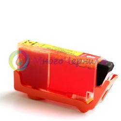 Картридж CG-CB325HE (178XL) желтый для HP DeskJet 3070a, HP Photosmart 5510, B110, 7510, B110b, 6510, B010b, B210b, 5515, B109, B109c, B209a, C310b, 5520, B209b, B110a, C5380, совместимый, цвет Yellow