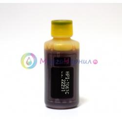 Чернила водорастворимые InkTec для HP DeskJet 1000, 1050A, 2000, 2050, 3000, 3050A, HP 61, 301, 122, 802 желтые Yellow, H1061-25MY 20 мл