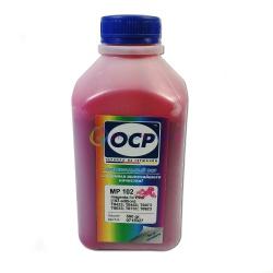 Чернила OCP для Epson MP 102 Magenta (маджента, красные, пурпурные) пигментные 500 гр.