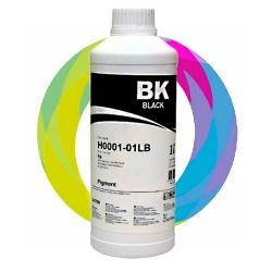 Чернила пигментные InkTec для заправки HP 15, HP 20, 29, HP 40, 45 (H0001-01LB) черные Black, 1 литр