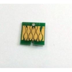 Чип желтый Yellow для Epson SureColor SC-T3000, T5000, T7000, 1 шт, авто обнуляемый