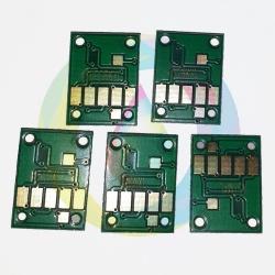 Чипы для картриджей (ПЗК/СНПЧ) к Canon PIXMA iP7250, MX925, MG5550, MG6450, iX6850, MG5450, MG6650 (совм. PGH-550 и CLI-551), авто обнуляемые, комплект 5 цветов