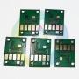 Чипы для СНПЧ для Canon PIXMA iP7240, MG5440, MG5540, MG6440, MG5640, MG6640, MX924, iX6840, не обнуляемые PGI-450, CLI-451), комплект 5 цветов