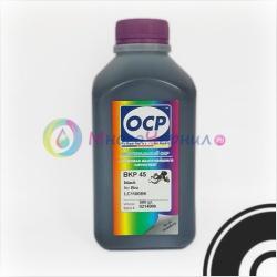Чернила черные OCP для картриджей Brother LC-37/38, LC-900, 980, 985, 1000, 1100, LC-1240, 563, 960, 970 (BKP 45), 500 грамм