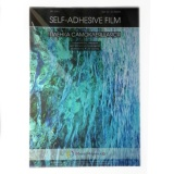 Самоклеящаяся пленка для струйной фото-печати (для принтера), прозрачная, А4, 20 листов