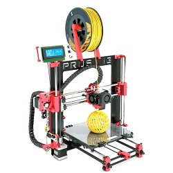 3D принтер Prusa i3 Hephestos DIY, красный