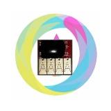 Чип HP 933 Magenta для HP Officejet 6700, 6100, 6600, 7110, 7510, 7610, 7612, (для картриджа 933 CN055AE), пурпурный (красный)