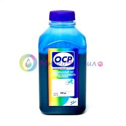 Чернила OCP C 142 для картриджей Epson Claria T0822 / T0802, голубые Cyan, водорастворимые, 500 мл