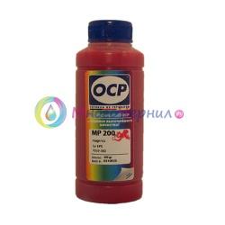 Чернила пурпурные (Magenta) OCP для Epson Stylus Pro R2400, 4800, 4000, 7600, 7800, 7500,  7880, 9600, 9800, 9500, 10600, 3800, Magenta, 100 мл (MP 200)