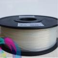 ABS пластик натурально-белый (natural white) для 3D-принтеров Makerbot, Wanhao, Cube, UP! mini, UP Plus, Picaso 3D Builder/Designer и др., диаметр нити 1,75 мм, 1 кг