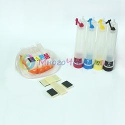СНПЧ для HP OfficeJet Pro 6230, 6830, 6812, 6815, 6820, 6835 (совм. 934, 935), система непрерывной подачи чернил, с чипами