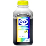 Чернила OCP для картриджей Yellow HP 72 (DesignJet T795, T790, T610, T795, T2300, T770, T1300, T1200, T1120, T620, T1100), 9142 Y, водные 500 гр.