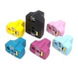 Картриджи 177 для HP Photosmart C5183, C6283, D7163, 8253, D7263, C7283, 3213, D7463, 3313, D7363, C6183, C8183, C7183, совместимые, комплект 6 шт