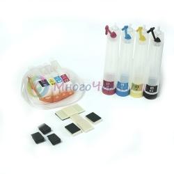 СНПЧ для HP Deskjet Ink Advantage 6525, 4625, 4615, 3525, 5525 (на картриджи HP 655), с чипами последней версии