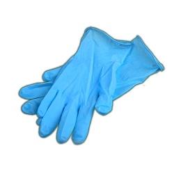 Перчатки резиновые нитриловые, 2 штуки, хозяйственные