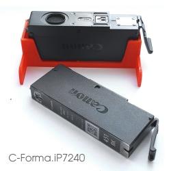 Подставка C-Forma.iP7240 для заправки оригинальных картриджей Canon PIXMA iP7240, MG5540, MG5640, MX924, iX6840, MG6440, MG5440, MG6640, MG7140, MG6340, iP8740, MG7540, MG7740, MG6840, TS5040, TS6040, TS8040, TS9040, TS6140, TS8140, TS9140, TR7540, TR8540