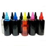 Чернила InkStar для Canon PIXMA Pro-10, Pro-10S (для заправки PGI-72), пигментные, комплект 10 x 100 гр
