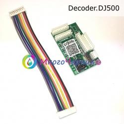 Декодер для HP DesignJet 100, 110, 111, 120, 130, 30, 500, 510, 800, 90 (для отключения чипов картриджей)