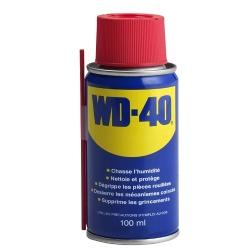 WD-40 - средство для очистки и защиты от ржавчины и окислений, аэрозоль, 100 мл