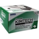 Салфетки безворсовые для печатающих головок принтеров и оптики, 280 шт, профессиональные (KimTech KimWipes)