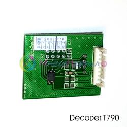 Декодер для HP DesignJet T790, T795, T610, T2300, T770, T1100, T1300, T1200, T1120, T620 (для отключения чипов картриджей)