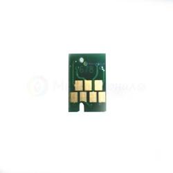 Чип для картриджей (ПЗК/ДЗК) T5435 для Epson Stylus Pro 7600, 9600, 4000, светло-голубой, Light Cyan