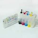 СНПЧ для Epson PictureMate PM290, PM200, PM240, PM260, PM280 (система непрерывной подачи чернил) с чипом