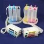 СНПЧ для МФУ EPSON Stylus Photo RX700 (T5591-T5596), с авто-чипами, 6 цветов