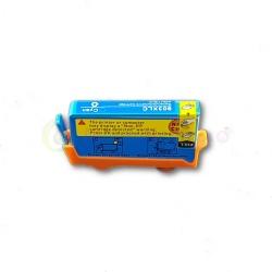 Картридж совместимый 903XL Cyan голубой для HP OfficeJet 6950, Pro 6960, 6970 (T6L87AE, T6M03AE), неоригинальный