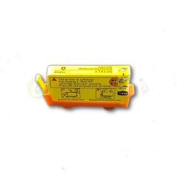 Картридж совместимый 903XL Yellow жёлтый для HP OfficeJet 6950, Pro 6960, 6970 (T6L95AE, T6M11AE), неоригинальный