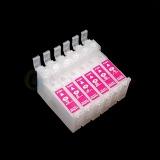 Блок картриджей 6 цветов для СНПЧ к Epson, универсальный, высокий, без чипов