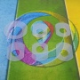 Силиконовые прокладки-уплотнители для ПЗК и СНПЧ к HP и Canon, комплект 6 штук