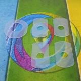Силиконовые прокладки-уплотнители для ПЗК и СНПЧ к принтерам и МФУ Canon PIXMA под картриджи PGI-450, CLI-451, PGI-470, CLI-471, PGI-480, CLI-481, удлинённые, комплект 5 штук