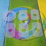 Силиконовые прокладки-уплотнители для ПЗК и СНПЧ к принтерам и МФУ Canon PIXMA под картриджи PGI-450, CLI-451, PGI-470, CLI-471, PGI-480, CLI-481, удлинённые, комплект 6 штук