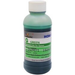 Чернила зелёные DCTec для Epson Stylus Pro 4900, 7900, 9900, WT7900, SureColor SC-P7000, SC-P9000, SC-P5000 (Green) пигмент, 200 мл.
