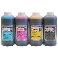 Чернила для Epson L1110, L3100, L3101, L3110, L3111, L3150, L3151, L3156, L3160, L5190, ET-2710, ET-2711, ET-2720, ET-4700 (Фабрика Печати / Ecotank, аналог оригинальных чернил 103 / 104), водные DCTec, 4 цвета по 1 литру