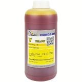 Чернила желтые DCtec для заправки картриджей HP 72, 711, 727, 764 Yellow (DesignJet T120, T520, T790, T2530, T1530, T930, T610, T795, T2300, T770, T1300, T920, T1500, T2500, T1200, T1120, T620, T1100, T3500), 1 литр