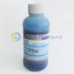 Чернила светло-голубые DCTec для Epson Stylus Pro 4880, 7890, 3880, 7880, 9890, 4900, 3800, 7900, 9900, 9880, 11880, WT7900, Photo R3000, R2880, SureColor SC-P6000, SC-P8000, SC-P7000, SC-P9000, SC-P5000 (Light Cyan) пигмент, 200 мл.