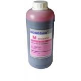 Чернила для HP DesignJet 5500, 5000, 5100 (для заправки картриджей HP 81, 705) пурпурные Magenta, DCtec водорастворимые, 1 литр