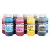 Чернила для Epson SureColor SC-P600, SC-P800, SC-P6000, SC-P8000, Stylus Photo R3000, Pro 3800, 3880, 7890, 9890, 11880, DCTec пигментные, комплект 9 цветов по 200 мл