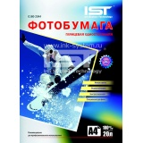 Фотобумага IST глянцевая двусторонняя, A4 (21x29.7), 160 г/м2, 20 листов