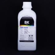 Чернила Ink-Mate черные Black для принтеров Epson L100, L110, L120, L200, L210, L300, L350, L355, L550, L555, L566, L1300, L800, L805, L1800, L850, L810, ET-4550, ET-4500, ET-2550, ET-2500 (T6641), водные 1000 мл