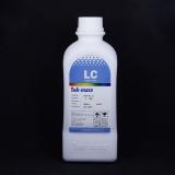 Чернила Ink-Mate светло-голубые Light Cyan для принтеров Epson L800, L805, L1800, L850, L810 (T6645), водорастворимые 1000 мл