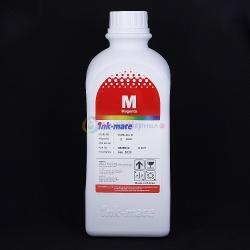 Чернила Ink-Mate пурпурные Magenta для принтеров Epson L100, L110, L120, L200, L210, L300, L350, L355, L550, L555, L1300, L800, L805, L1800, L850, L810, ET-4550, ET-4500, ET-2550, ET-2500 (T6643), водорастворимые 1000 мл