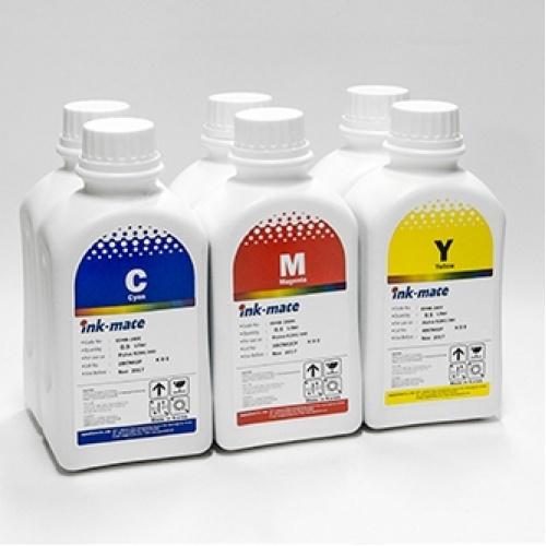 Чернила Ink-Mate для Epson L800, L805, L1800, L850, L810 (T6731-T6736) Фабрика Печати, водорастворимые EIM 801, комплект 6 х 500 мл.