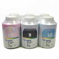 Чернила Ink-Mate для Epson L800, L1800, L810, L815, L850, L800, комплект 6 х 70 мл