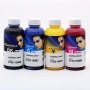 Комплект сублимационных чернил для Epson, Brother, InkTec Sublinova Smart (DTI01-DTI04), 4*100 мл