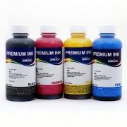 Чернила для HP DeskJet 2130, 2600, 2620, 2630, 2632, 3639, Ink Advantage 3635, 3636, 4535, 2135, 1115, 3775, 3785, 3788, 3790, 3835, 5075, 4675, 5275, 3787 (картриджи 123 и 652), пигментные + водные, InkTec 4 цвета по 100 мл