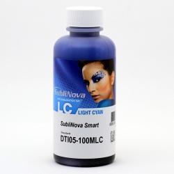 Чернила сублимационные для Epson, InkTec (DTI05-100MLC) Light Cyan, 100 мл