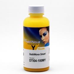 Чернила сублимационные для Epson, InkTec (DTI04-100MY) Yellow, 100 мл